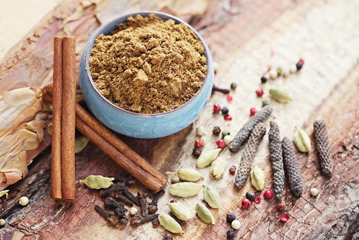 what can i use instead of garam masala