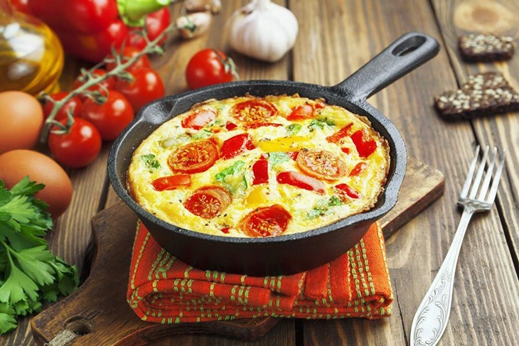 Best Omelette Pan for Your Kitchen 2019- Reviews & Buyer's Guide 19