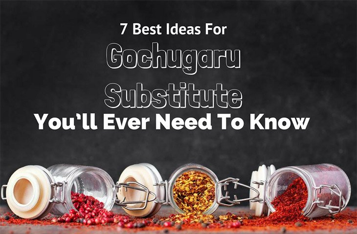 7 ideas for gochugaru substitute