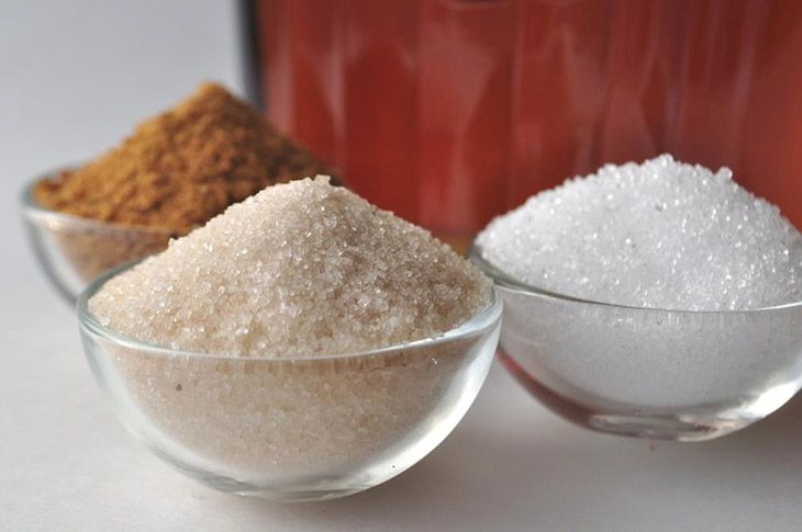 sweeteners have a lot of minerals and vitamins