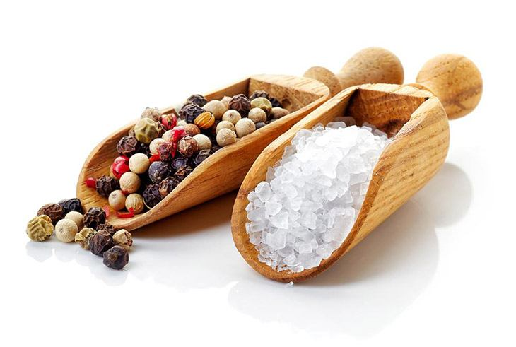 pepper and salt are also good choice for ranch style beans substitute
