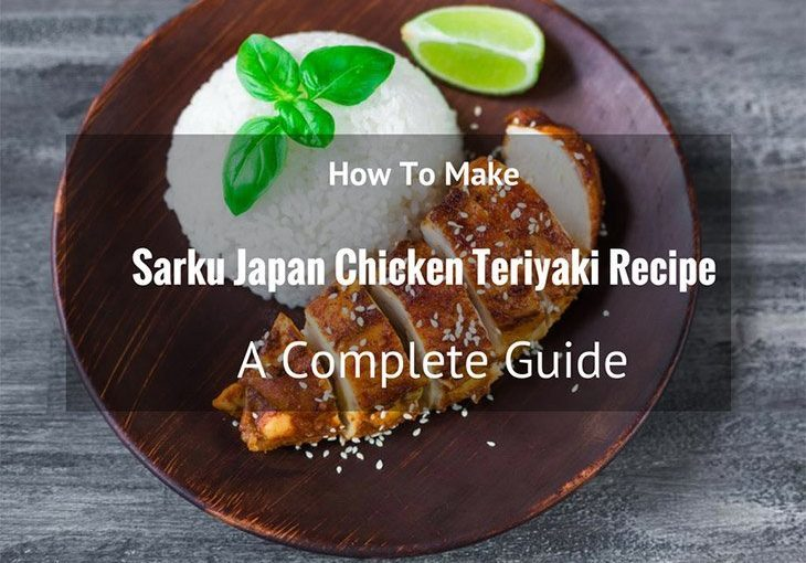 how to make japan chicken teriyaki