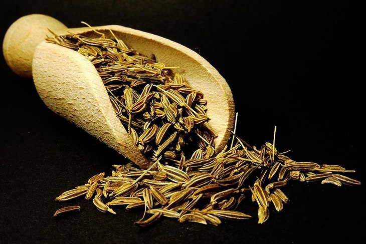a teaspoon of caraway