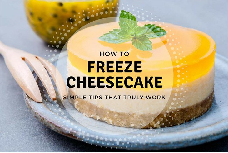 How To Cook Frozen Cheesecake