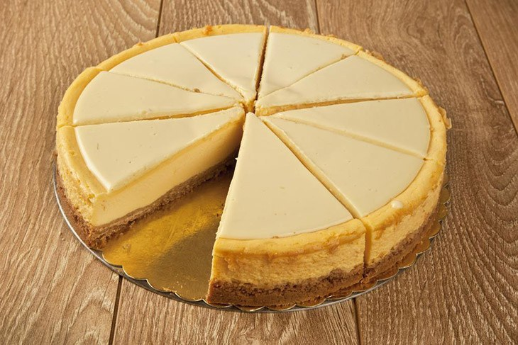 freeze whole cheesecake can last 2 months