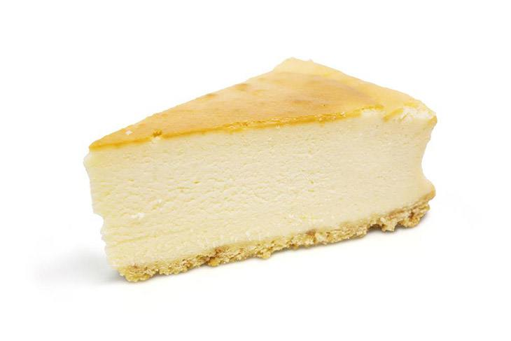 keep cheesecake in microwave