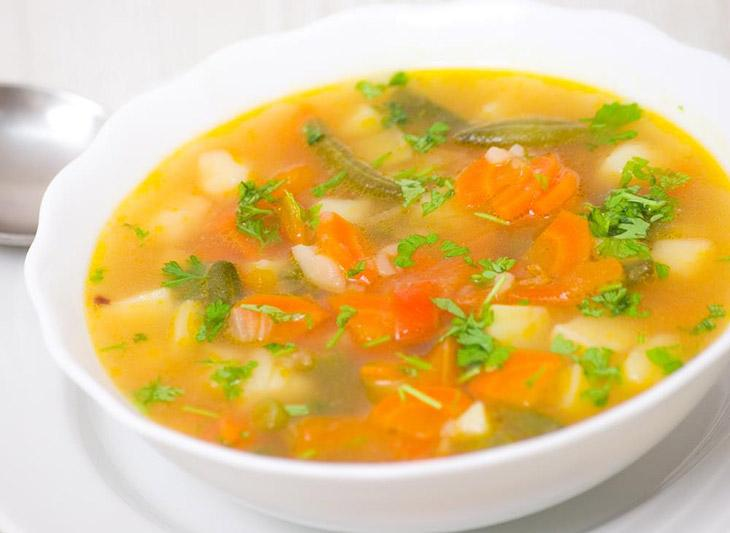 2 Of The Best Vegetable Soup Without Tomato Recipes 1