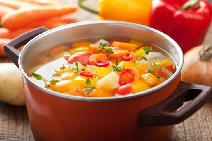 2 Of The Best Vegetable Soup Without Tomato Recipes 5