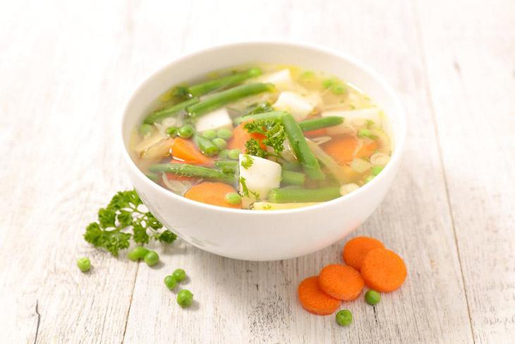 2 Of The Best Vegetable Soup Without Tomato Recipes 7