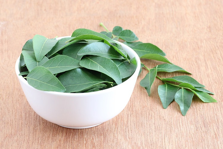 what are curry leaves