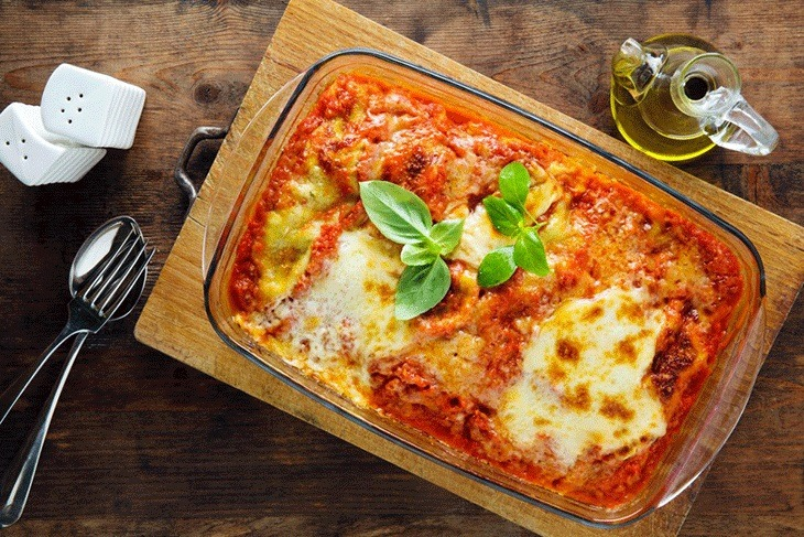 Baked-And-Frozen-Lasagna