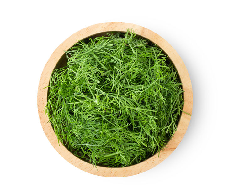 Dill is good for cooking