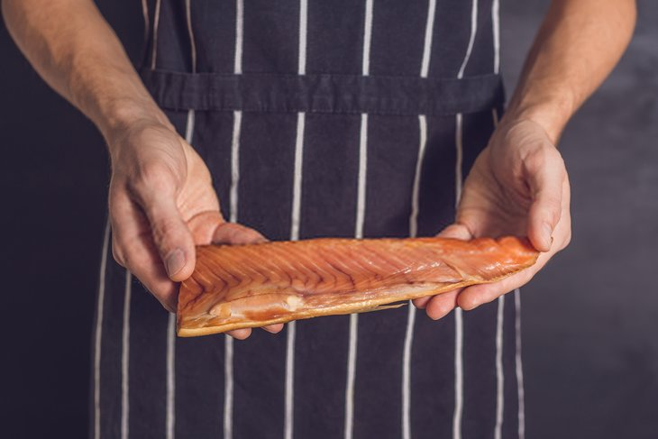 can you freeze smoked salmon richard pantry