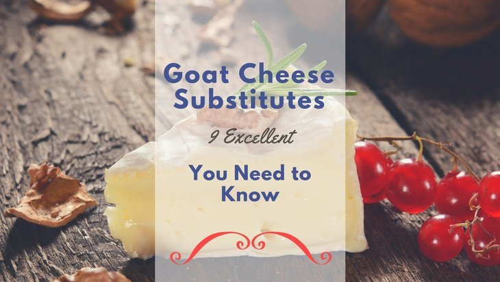 goat cheese substitutes richard pantry