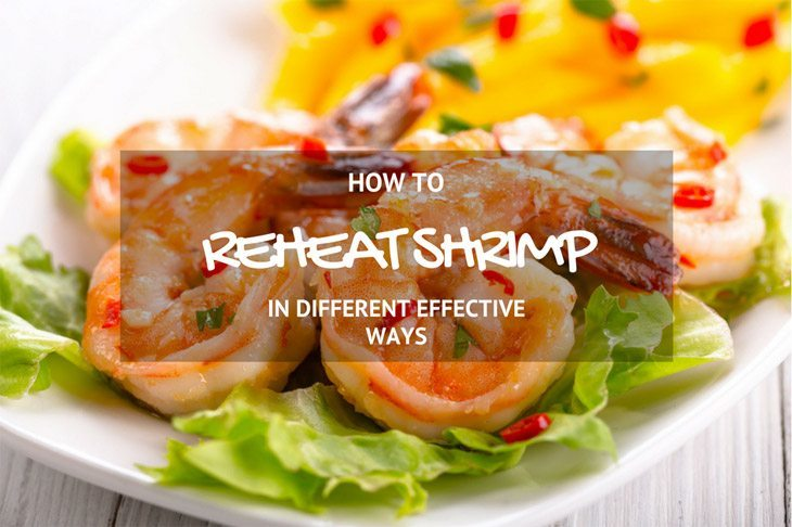 best way to reheat shrimp
