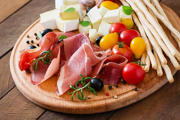 Deli Meat recipes