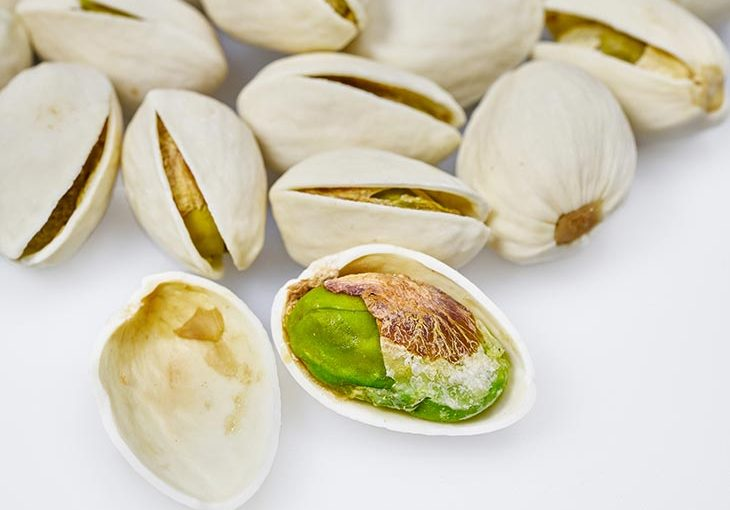 pistachios go bad