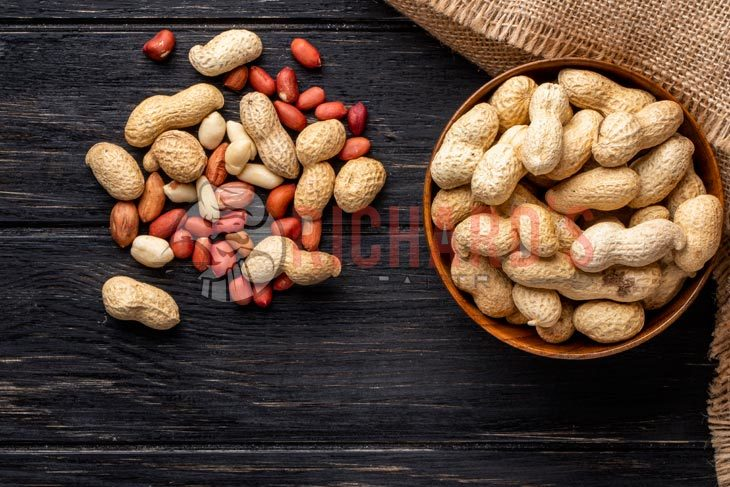 peanuts are bad for you