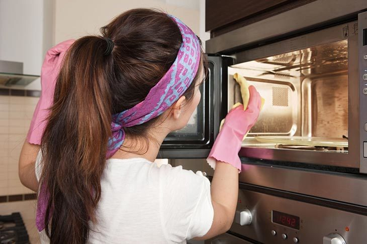 How To Clean A Microwave After A Fire