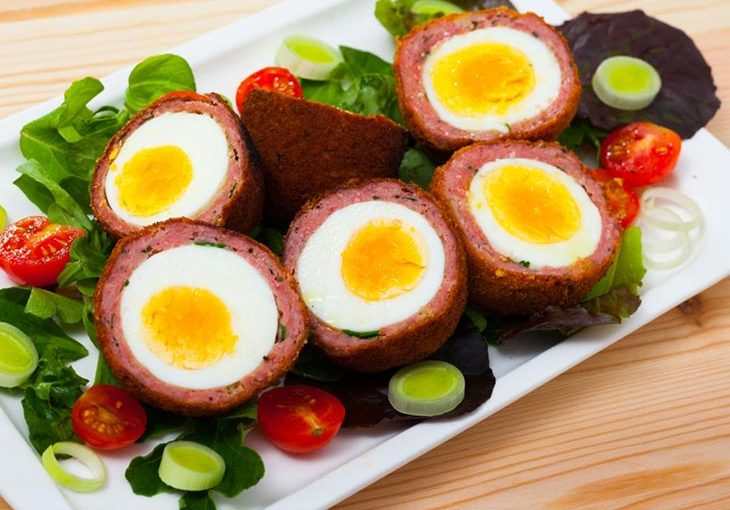 What are the egg substitutes in meatballs