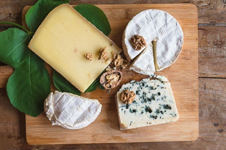 blue cheese substitute