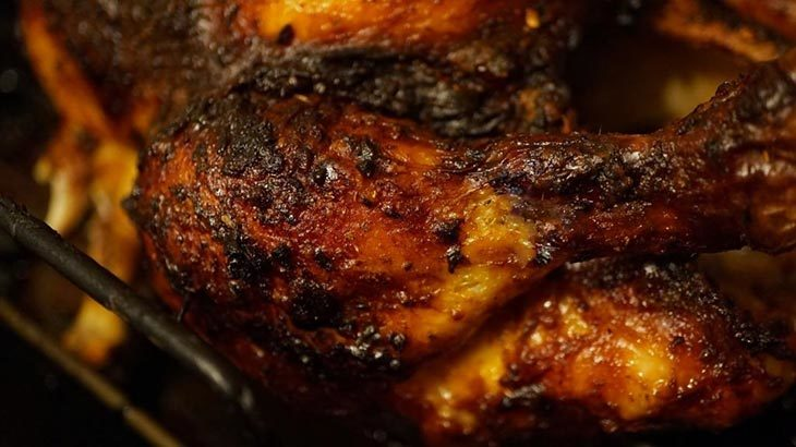 how to cook Smoked Chicken Drumsticks