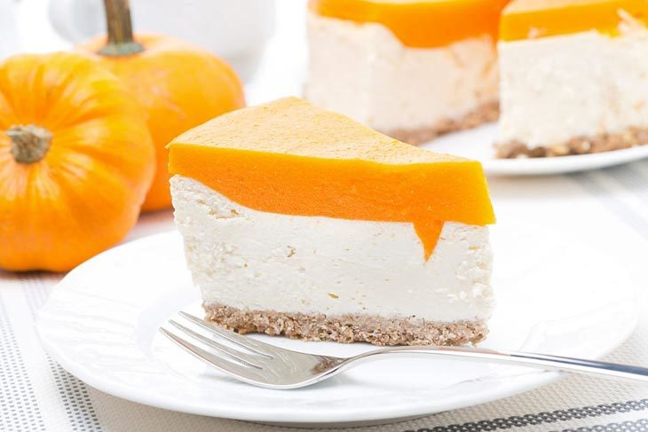 How to make egg free pumpkin cheesecake