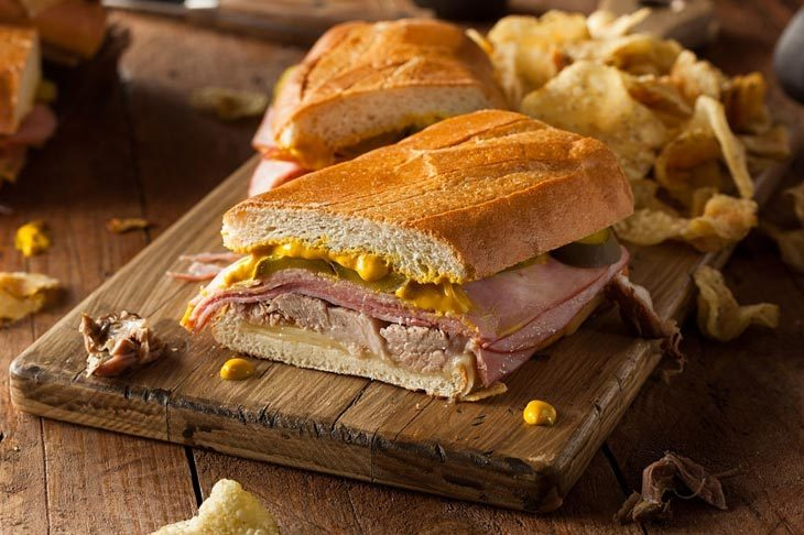 Pork Cuban Sandwich Ingredients