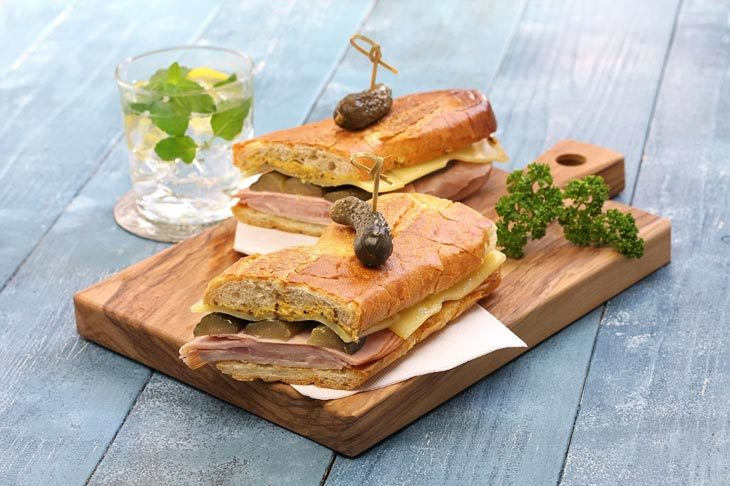 Slow Cooker Cuban Sandwich Recipe