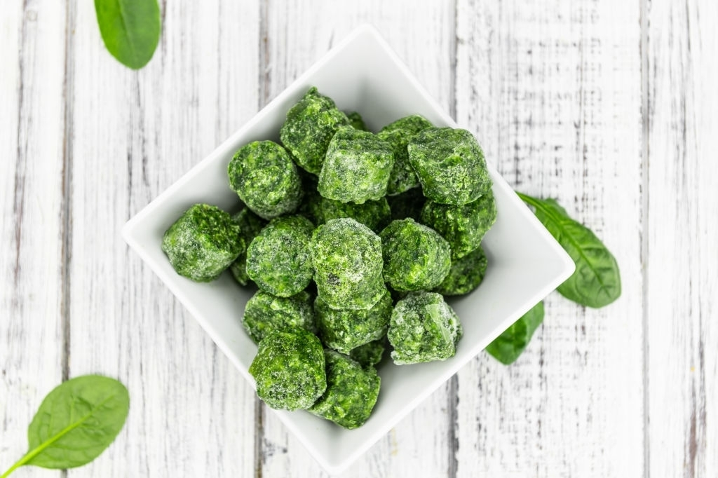 Can Fresh Spinach Be Frozen