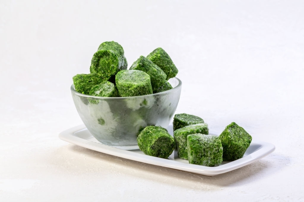Is Frozen Spinach As Good As Fresh Spinach
