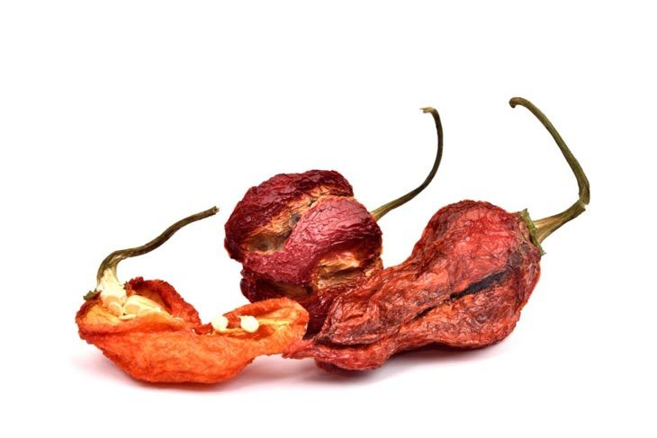 How to Dry Habanero Peppers