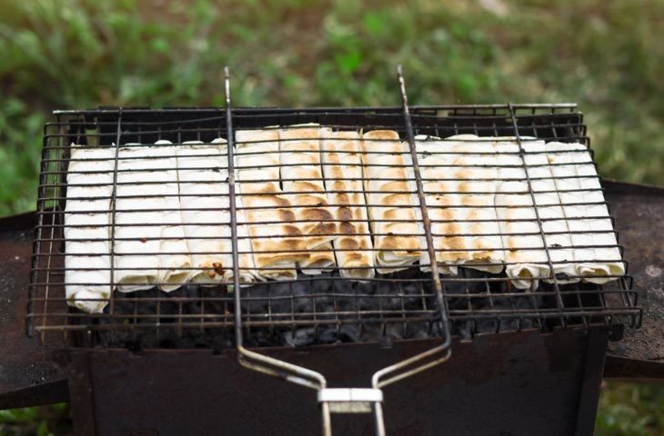 How To Reheat A Burrito On The Grill