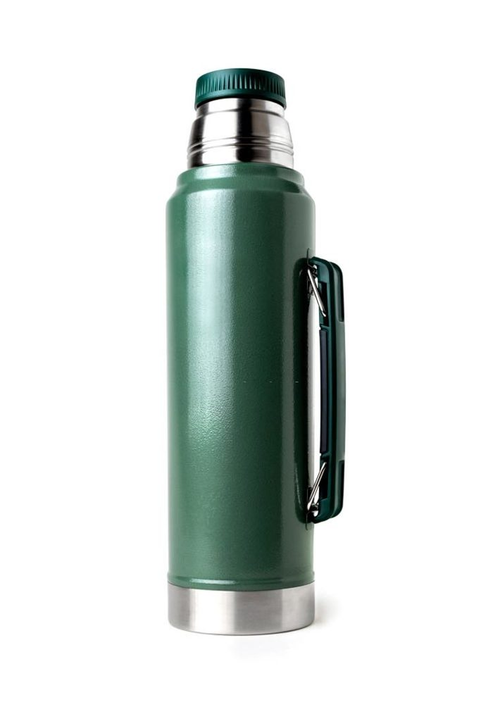 Store warm pasta in a thermos