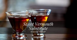Sweet Vermouth Substitute
