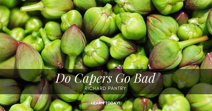 do capers go bad