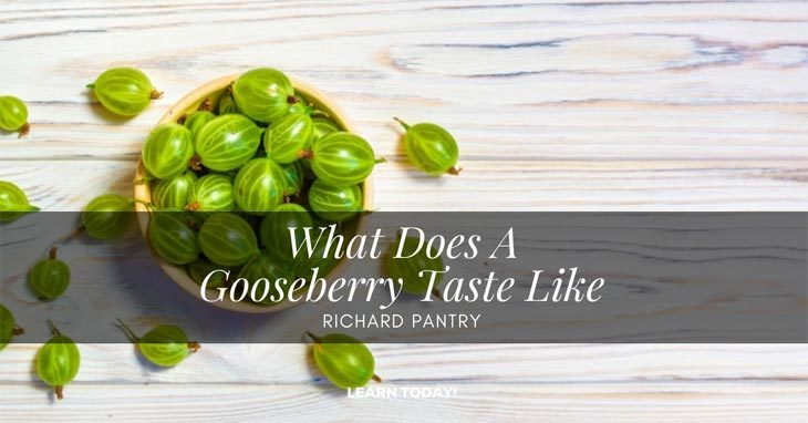 what does a gooseberry taste like