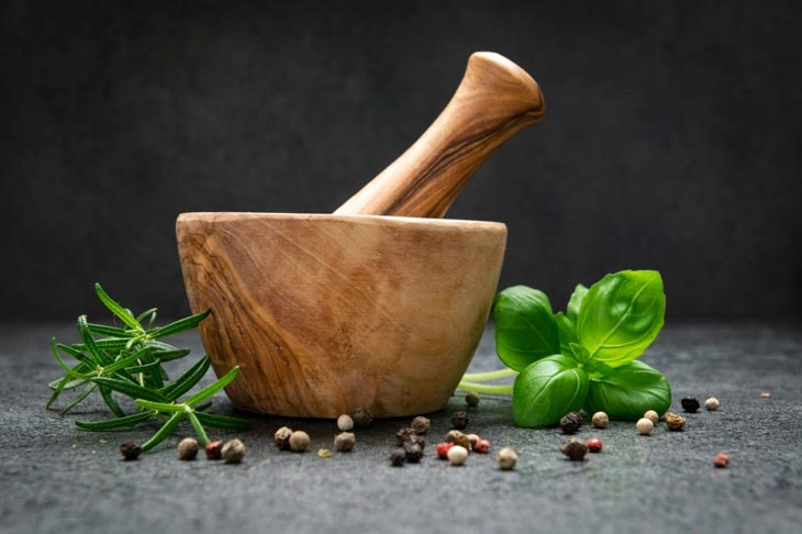 How To Clean wood Mortar And Pestle