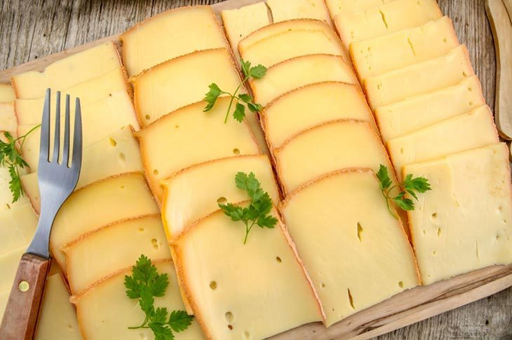 raclette cheese substitute