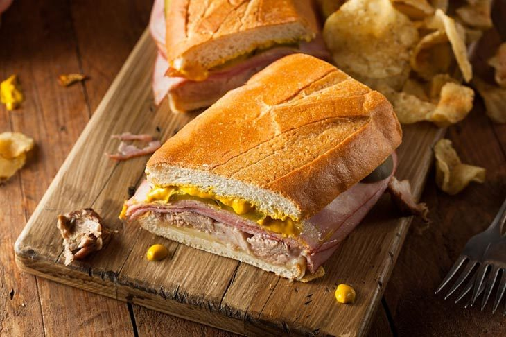 substitute for cuban bread