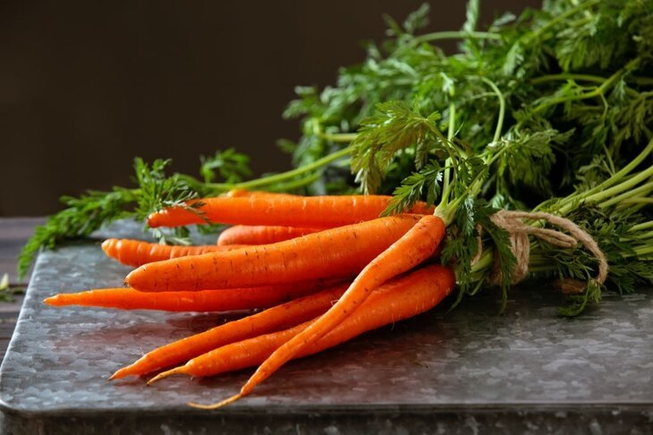Substitute For Carrots