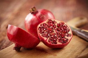 what is pomegranate flavor