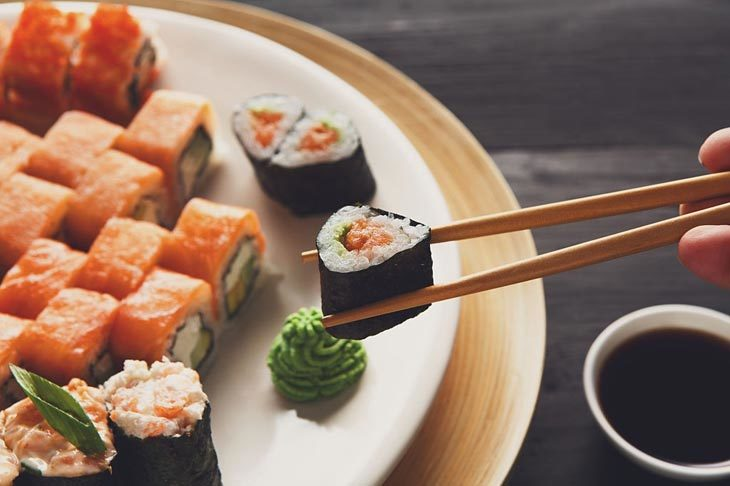 How To Store Sushi