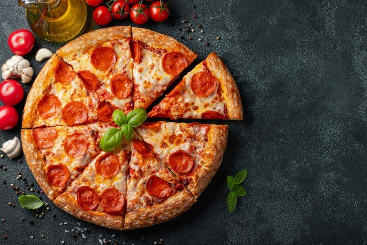 how to use a pizza stone without a pizza peel