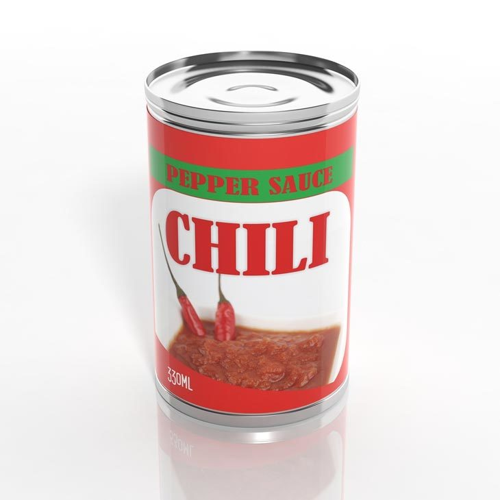 Always Go For A Low-Sodium Canned Chili