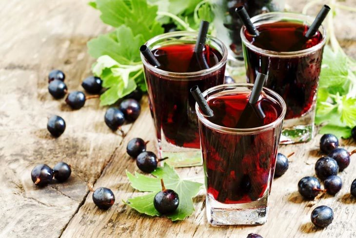 Are black currants nutrition