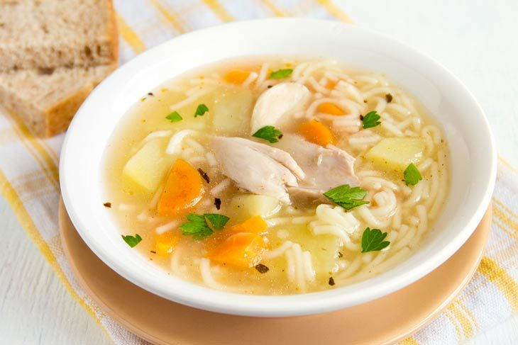 Can You Freeze Chicken Soup