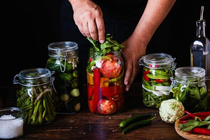 Freshen It With Some Spice Vegetables
