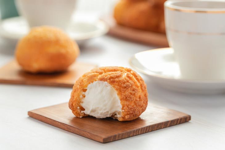How To Freeze Cream Puffs