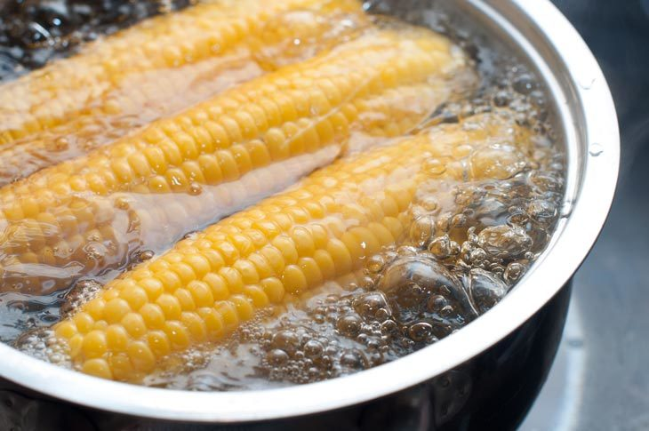 How To Warm Frozen Corn On The Cob?